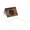 Gift Card Carrier Generic Wood - 250pk