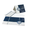 Gift Card Carrier Snowflake - 250pk
